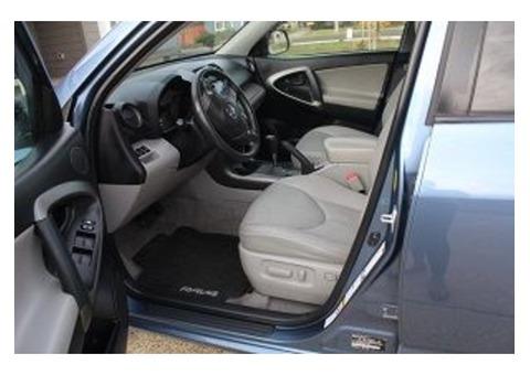2009 TOYOTA RAV4 LIMITED V6 58K HTD Leather Seats NAV KEYLESS START