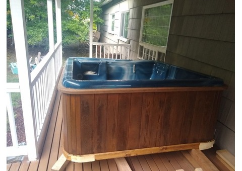 Marquis Hot Tub